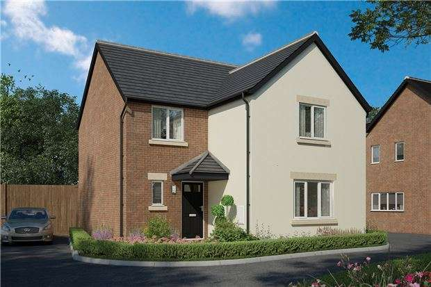 4 Bedrooms Detached House for sale in Plot 50, The Wilcott, Hardwicke Grange, Quedgeley, GLOUCESTER, GL2 4QE