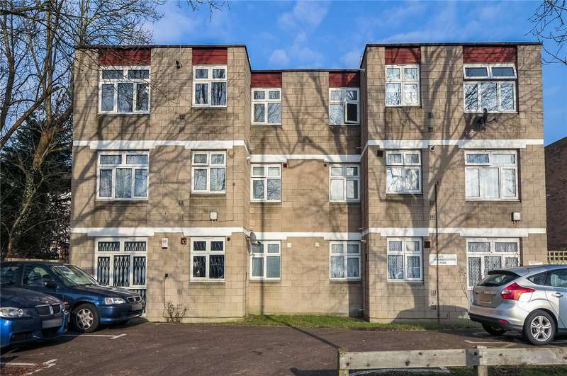 2 Bedrooms Apartment Flat for sale in Rickmansworth Road, Pinner, Middlesex, HA5