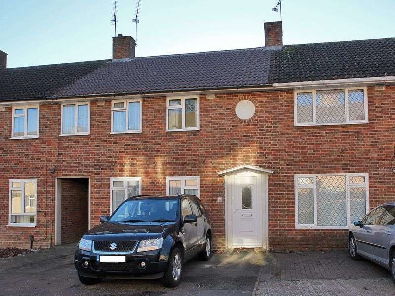 3 Bedrooms Terraced House for sale in Sunnymead, West Green, Crawley, West Sussex