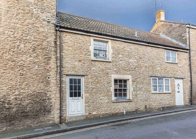 2 Bedrooms Terraced House for sale in Castle Street, Frome