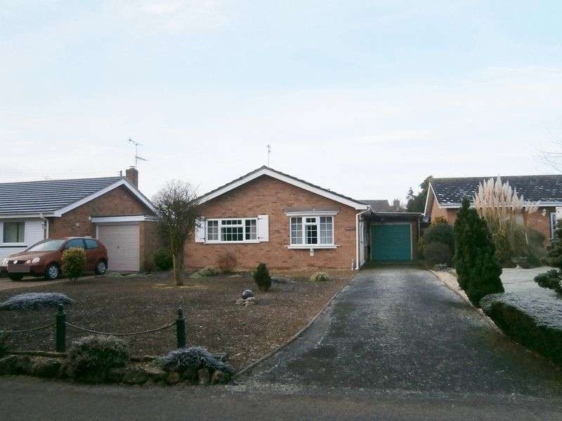 3 Bedrooms Detached Bungalow for sale in Rectory Lane, Tewkesbury, GL20 6HQ