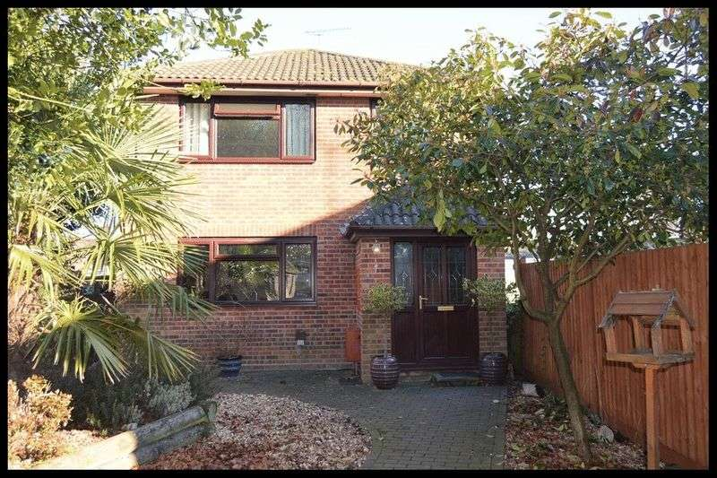 4 Bedrooms Detached House for sale in Eling Lane, Totton