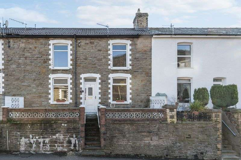 2 Bedrooms Terraced House for sale in Newport Road, Newport