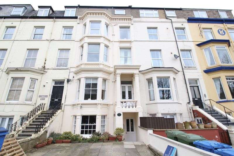 1 Bedroom Flat for sale in Castle Road, Scarborough, YO11 1HY