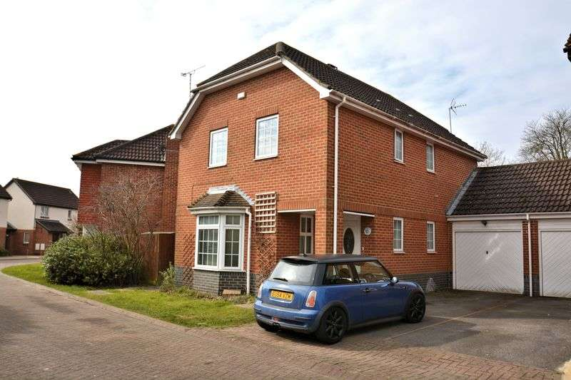 4 Bedrooms Detached House for sale in Westwater Way, Didcot
