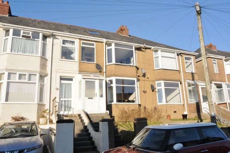 3 Bedrooms Terraced House for sale in Norfolk Road, Plymouth. 3 Bedroom family home.