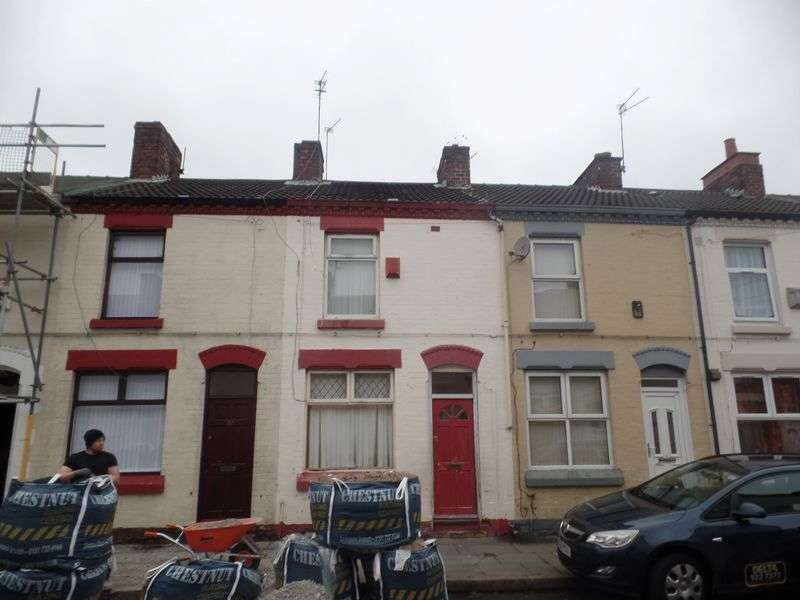 2 Bedrooms House for sale in 39 Hawkins Street, Liverpool