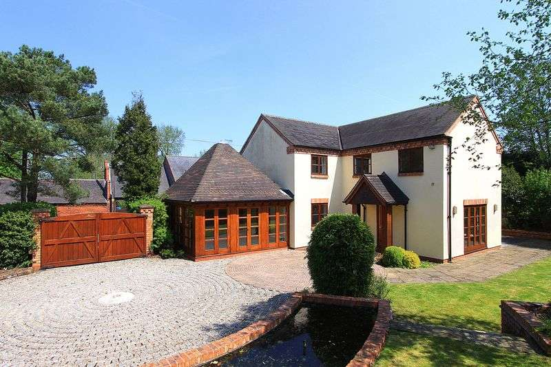 4 Bedrooms Cottage House for sale in COVEN, Slade Heath, Old Stafford Road