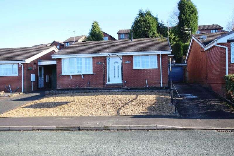 3 Bedrooms Detached Bungalow for sale in Thames Drive, Biddulph