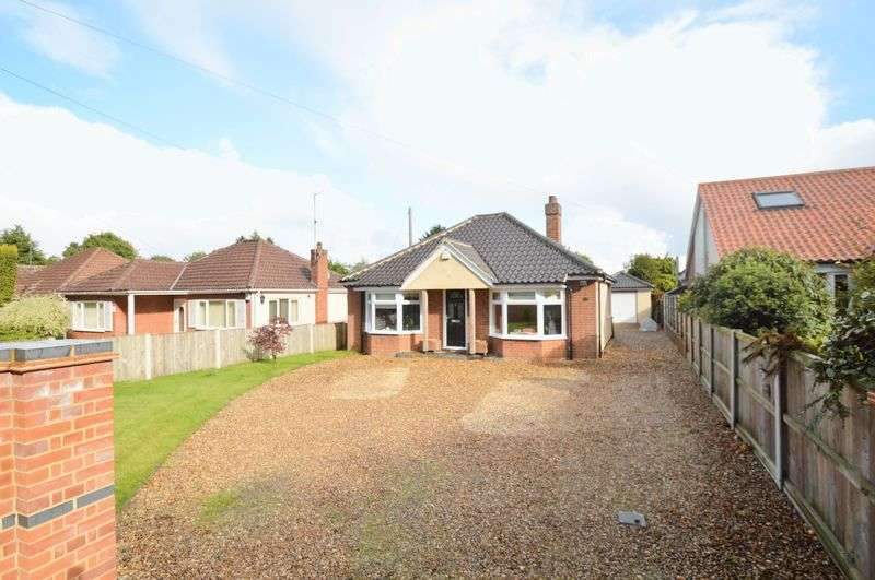 4 Bedrooms Detached Bungalow for sale in Longwater Lane, New Costessey