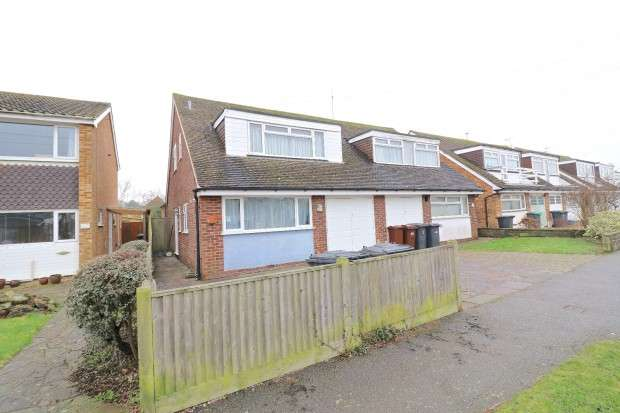 3 Bedrooms Semi Detached House for sale in Manor Way, Polegate, BN26