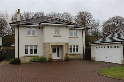 5 Bedrooms House for rent in Traquair Gardens, Newton Mearns
