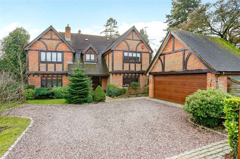 5 Bedrooms Detached House for sale in Gurney Close, Beaconsfield, Buckinghamshire, HP9