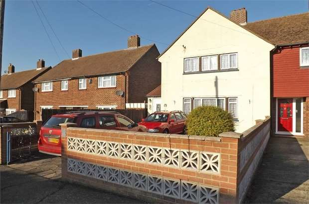 3 Bedrooms End Of Terrace House for sale in Stirling Drive, Orpington, Kent