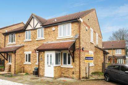 1 Bedroom End Of Terrace House for sale in Stanton Close, Orpington