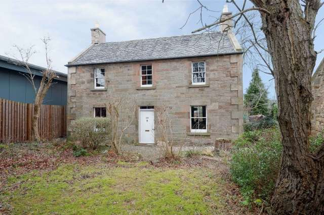 3 Bedrooms Detached House for sale in Main Street, East Calder, West Lothian, EH53 0EJ