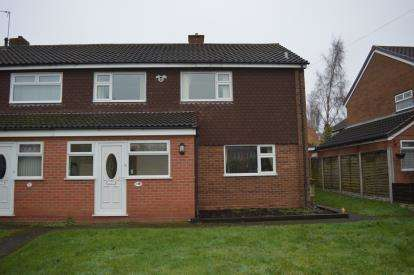 3 Bedrooms Semi Detached House for sale in Valley Lane, Off Wissage Road, Lichfield, Staffordshire