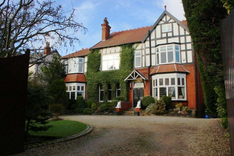 6 Bedrooms Detached House for sale in Westbourne Road, Birkdale, Southport
