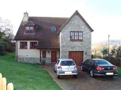 4 Bedrooms Detached House for sale in Uplyme, Lyme Regis, Devon