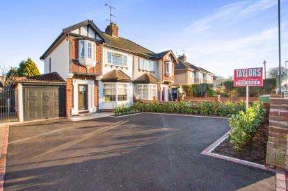 3 Bedrooms Semi Detached House for sale in Bromley Heath Road, Bromley Heath, Bristol