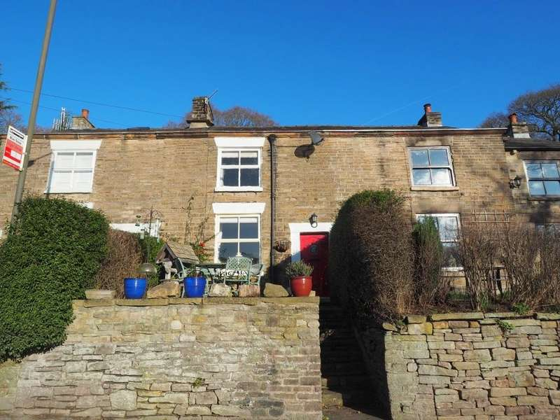 2 Bedrooms Terraced House for sale in Ollerenshaw Cottages, Chapel Road, Whaley Bridge, Derbyshire, SK23 7EN