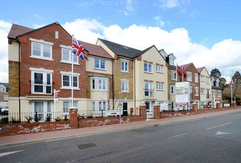 1 Bedroom Retirement Property for sale in Ash Lodge, Walton On Thames