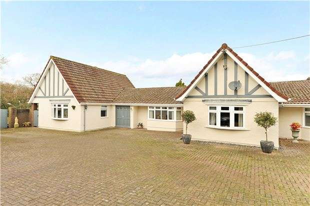 4 Bedrooms Detached Bungalow for sale in Sunningdale, 32 Dundry Lane, Dundry, Bristol, BS41 8JQ