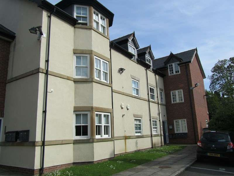 2 Bedrooms Flat for sale in Tudor Court, Congleton
