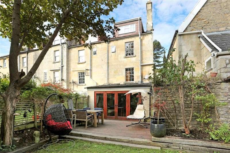 4 Bedrooms Terraced House for sale in Northend, Batheaston, Bath, BA1