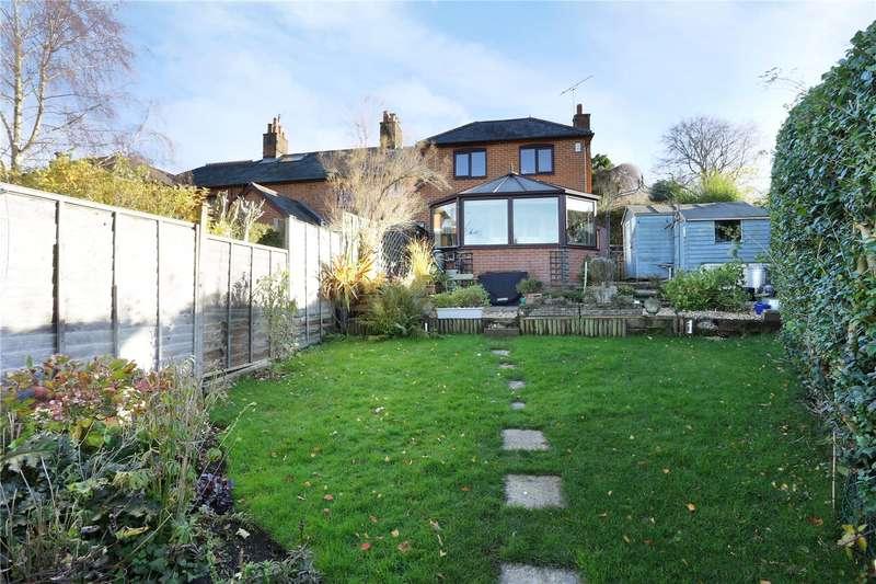 2 Bedrooms Semi Detached House for sale in School Lane, Ewshot, Farnham, GU10