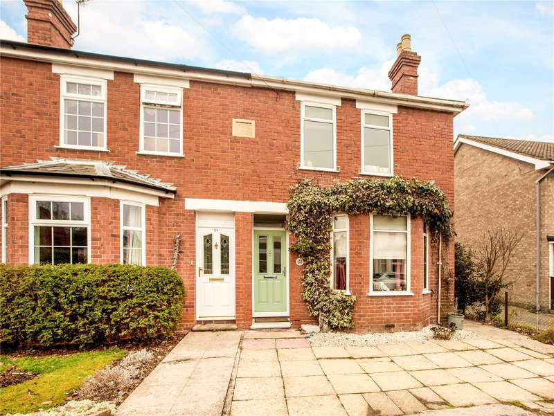2 Bedrooms Semi Detached House for sale in Cromwell Road, Maidenhead, Berkshire, SL6
