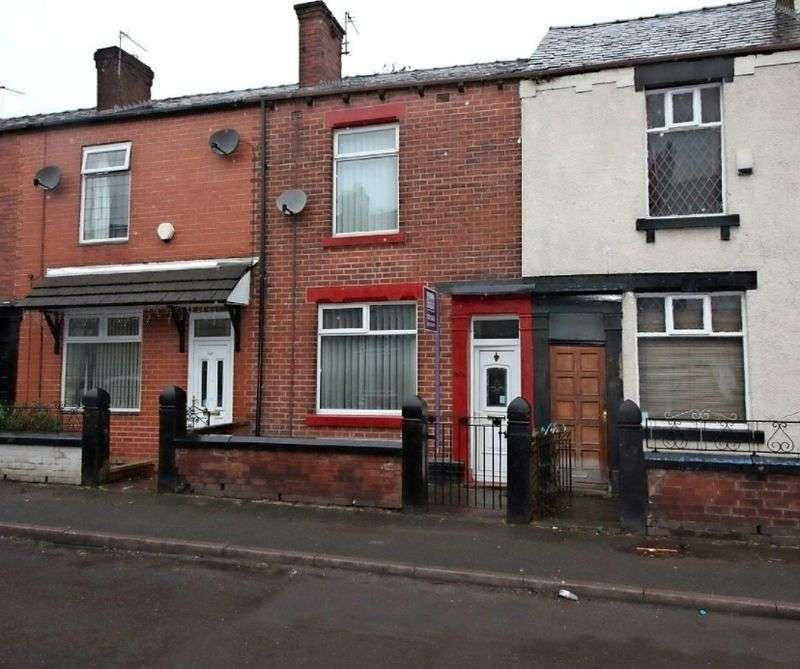 2 Bedrooms House for sale in Lower Rawson Street, Bolton