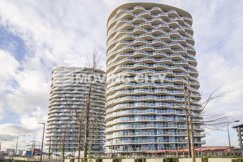 2 Bedrooms Flat for sale in Hoola (East Tower), Royal Victoria Docks, Docklands