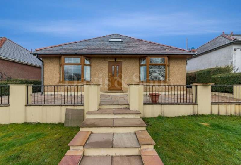 3 Bedrooms Detached Bungalow for sale in Leigh Road, Trevethin, Pontypool. NP4 8JE