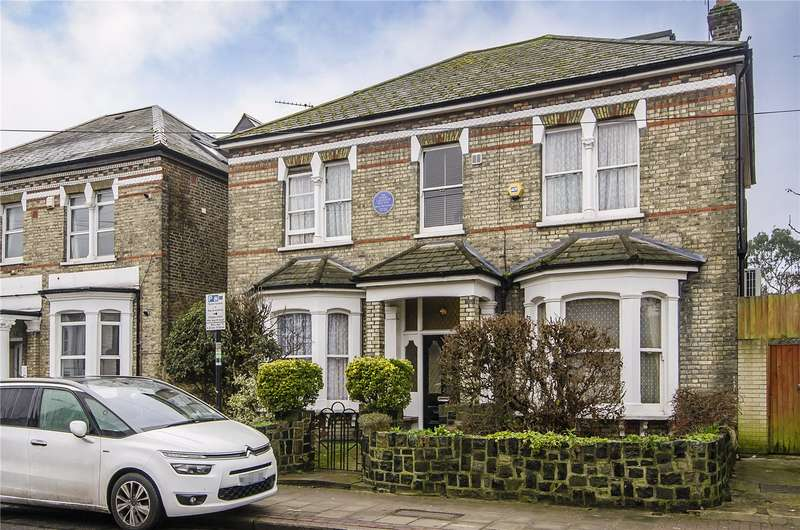 6 Bedrooms Detached House for sale in Longley Road, Tooting Graveney, London, SW17