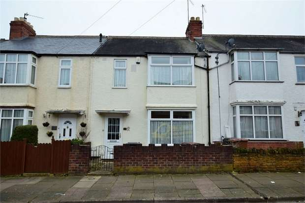3 Bedrooms Terraced House for sale in Beech Avenue, NORTHAMPTON