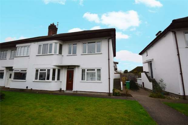 3 Bedrooms Maisonette Flat for sale in Fulwood Gardens, Twickenham, St Margarets