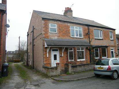3 Bedrooms House for sale in Water Street, Northwich, Cheshire
