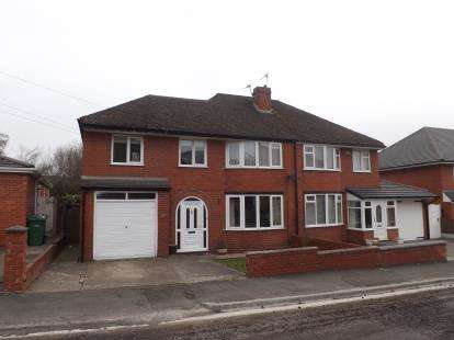 4 Bedrooms Semi Detached House for sale in Halton Road, Great Sankey, Warrington, Cheshire