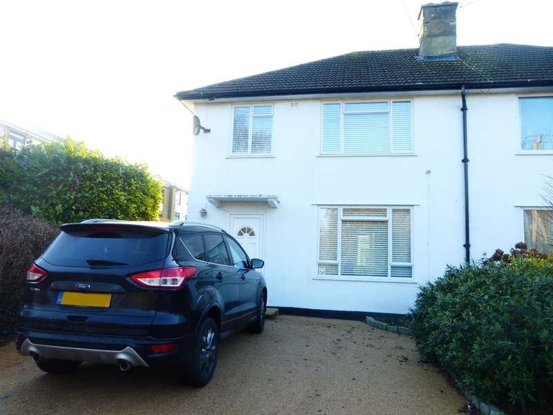3 Bedrooms Semi Detached House for sale in Cleves Crescent, New Addington, Croydon, CR0 0DL