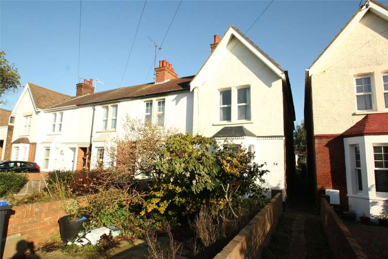 2 Bedrooms End Of Terrace House for sale in Elm Grove, West Worthing, West Sussex, BN11