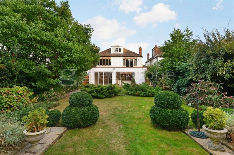 3 Bedrooms Apartment Flat for sale in Coverdale Road, Brondesbury, London
