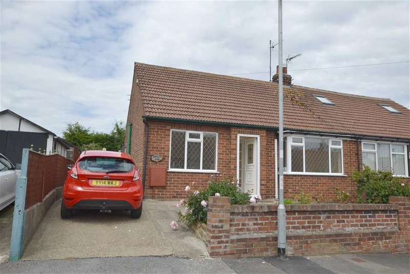 2 Bedrooms Property for sale in Bempton Gardens, Bridlington, East Yorkshire, YO16