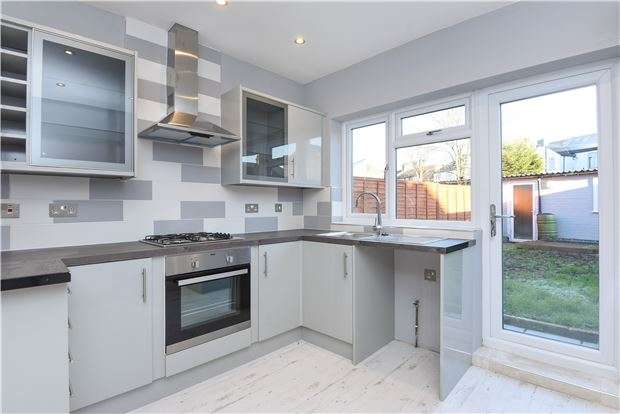 3 Bedrooms End Of Terrace House for sale in Norbury Road, THORNTON HEATH, Surrey, CR7