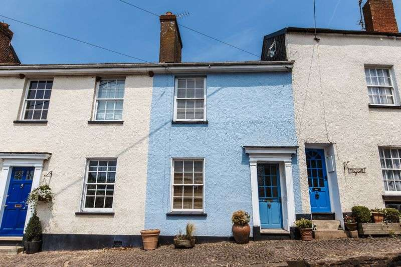 2 Bedrooms Terraced House for sale in The Square, Sandford