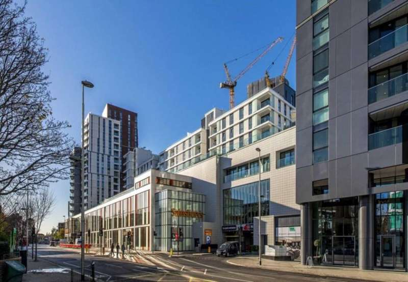 1 Bedroom Apartment Flat for sale in Pinto Tower, Nine Elms Point, SW8
