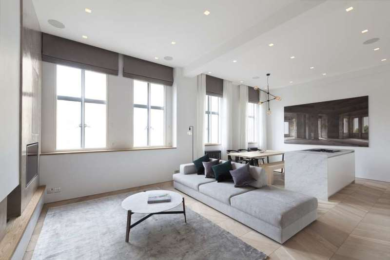 2 Bedrooms Apartment Flat for sale in Chiltern Court, Marylebone NW1
