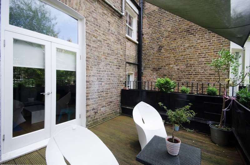 1 Bedroom Flat for sale in Oxford Gardens, North Kensington, W10