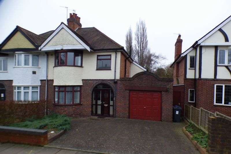 3 Bedrooms Semi Detached House for sale in Bristol Road, Selly Oak