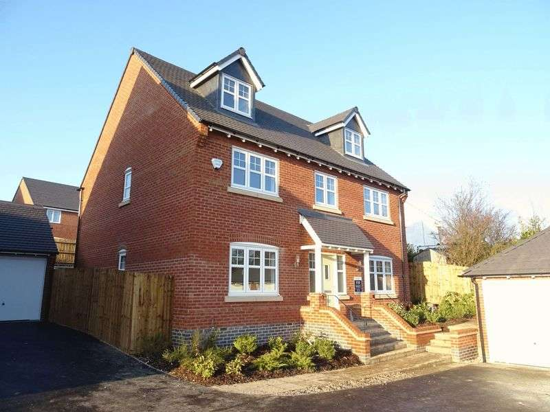 5 Bedrooms Detached House for sale in Tutbury Hollow, Ashbourne